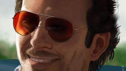Portrait Bradley Cooper