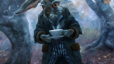 Alice in Wonderland - March Hare Concept