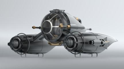 SpaceShip Toy