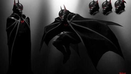 Batman Re-design