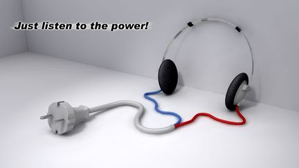 Just Listen to the Power