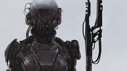 Scavenger Armor