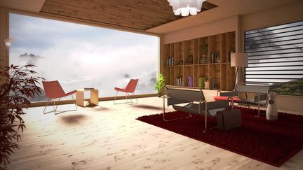 Peacefull indoor