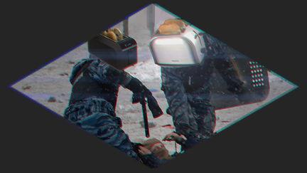 Near Future Soldier 3