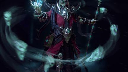 Karthus - League of Legends ( fanart )