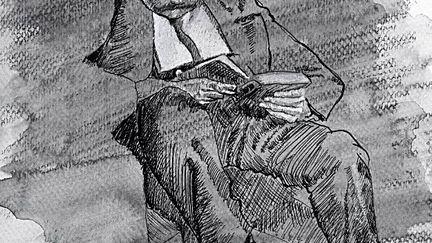 Man - reading Germany, 1920s