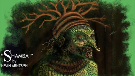 Shamba - The Witch
