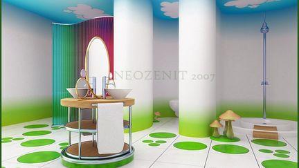 Bathroom Ameba 2