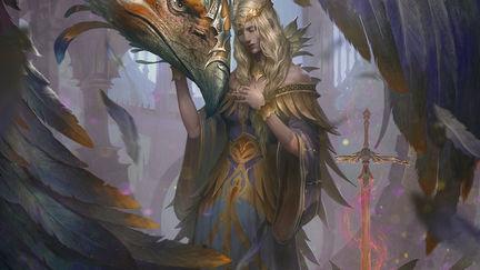 Holy Bird Goddess -Legend of the Cryptids
