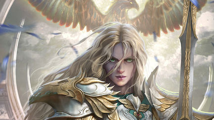Holy Bird Goddess -Legend of the Cryptids ADV