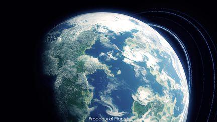 Procedural Planet