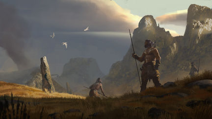 Prehistoric warriors