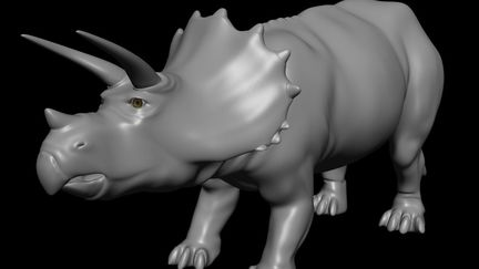 Triceratops WIP