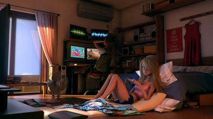 Nowadays Sleep Over....
