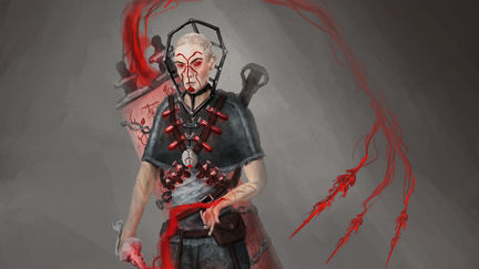 Bloodmage concept
