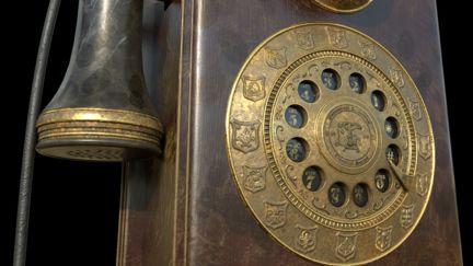 Paramount 1903 Wall Telephone