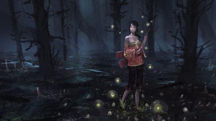 Flautist Woods