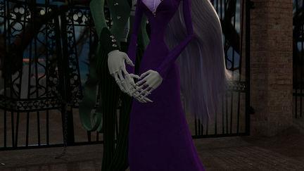 Señor y Señora Muerte