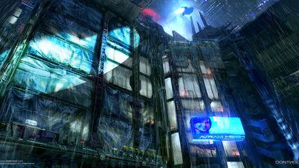 Dontnod - Adrift concept art 05