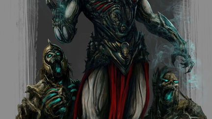 Character Design: Necromancer