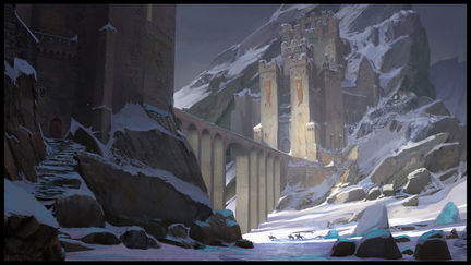 Frozen Fortress