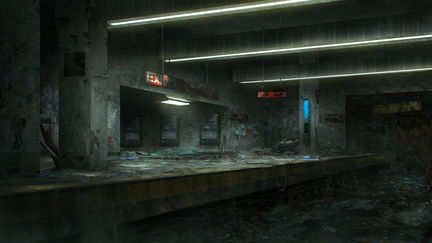 Subway Station2