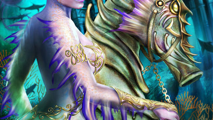 Princess Of The Undersea  - Advanced Version