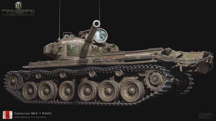 Centurion Mk5-1
