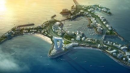 Dubai Island