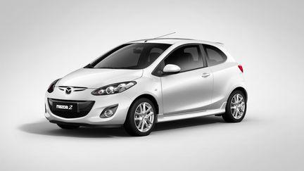 Mazda 2 & 5 - website configurator