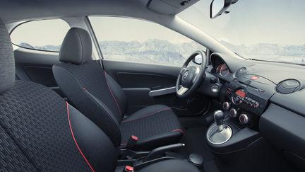 Mazda 2 Interior