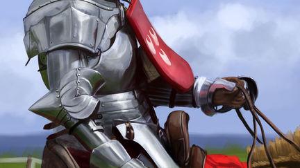 Medieval Armor Study No.1 Visual Library Series
