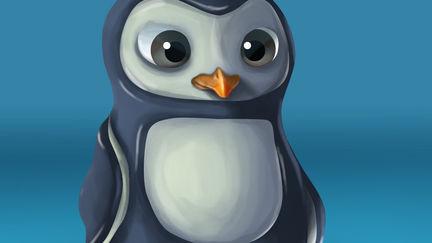 Small Penguin Concept