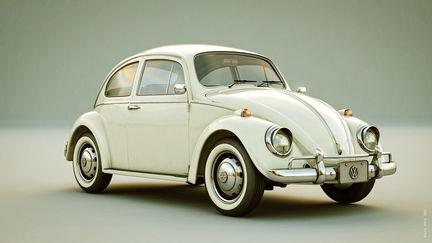 The Volkswagen Beetle - People's Car