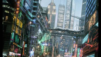 NYC Near Future