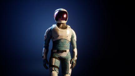EVA Suit-Tykhe