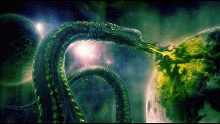 Nuclear Planet Devourer