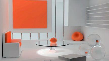Global Ilumination Room