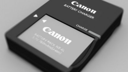 Canon Charger Unit