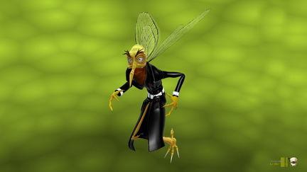 TarOMar ad mosquito boss