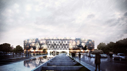 The New Conference Palace