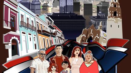 Hispanic Heritage Month Poster 2008