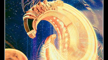 PHI.DRV (Divine Proportion Warp Drive)