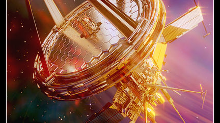 Reflecting on the Cosmos (Space Telescope)