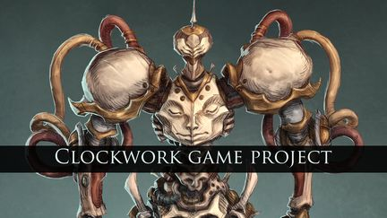 Clockwork game project
