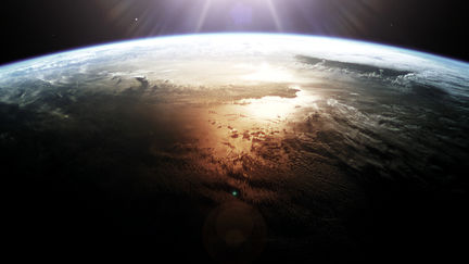 Earth Matte Paint