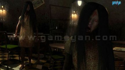 3D Horror Character Model and Animation By GameYan game art outsourcing Studio