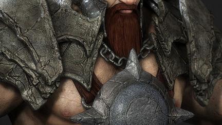 Viking warlord ( Closed shot )