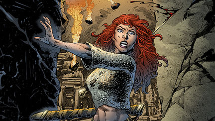 Red Sonja - Run!