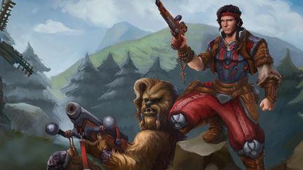 Han Solo Cossack